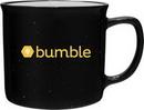 Custom 12 Oz Cambria Mug, 3.5