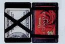 Custom Atlantis Leather Magic Wallet Card Case