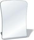 Custom Free-Standing Acrylic Plastic Mirror, 3