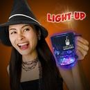Custom 14 Oz Light Up Skull Cup