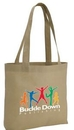 Custom Poly Pro Tote Bag w/ Gusset