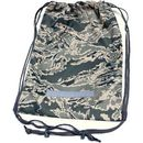 Custom Drawstring Back Pack, 210D Nylon 17.5