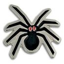 Blank Halloween Spider Lapel Pin, 1