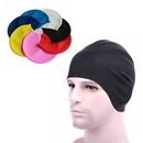Custom Waterproof Silicone Swim Cap, 8 5/8