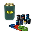 Custom Collapsible Neoprene Can Cooler, 4 1/8
