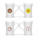 Coffee mug, 15 oz. Vienna Mug (White), Ceramic Mug, Personalised Mug, Custom Mug, Advertising Mug, 5.375