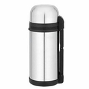 Custom 50 Oz 3 In1 Double Stainless Steel Thermal Bottle, 12.76
