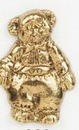 Custom Circus Bear Stock Cast Pin