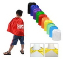 Custom Kids Satin Superhero Cape, 19.5