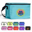 Cooler Bag, 6 Can Insulated Bag, Lunch Cooler, Travel Cooler, Picnic Cooler, Custom Logo Cooler, 8