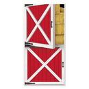 Custom Barn Door Cover, 30