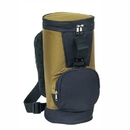 Custom B-5512 Golf Coolerzippered Main Compartmentfront and Back Pockets with Shoulder Strap and Handle