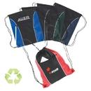 Custom B-6402 Non Woven Drawstring Backpack 90 Gm Non-Woven Polypropylene