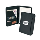 Custom B-8107 Poly Writing Folder 600D Polyester w/Heavy Vinyl Backing