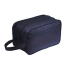 Custom B-8713 Handdle Travel Kit with Main Compartment One Zipper Front Pocket and Carry Handle