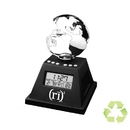 Custom CY-1115 Eco-Friendly Desktop Alarm Clock, Displays Temperature and Date