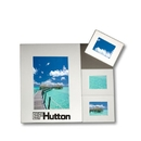 """Custom FM-8009 """", Art"""", Status Puzzle Design Metal Frame with Moveable 4-In-1 Magnetic Frame"""