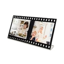 Custom FY-7015 Acrylic Film Picture Frame, Holds 2 of 5