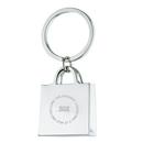 Custom KM-7045 Shopping Bag Shape Design Key Holder