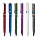 Custom PM-215 Click Action Aluminum Ballpoint Pen