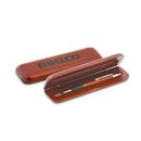 Custom PPK-501 Single Wood Pen Box