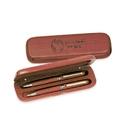 PPK-502 Double Wood Pen Box