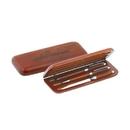 Custom PPK-505 Triple Wood Pen Box