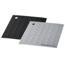 Custom WY-1009 Heat Insulation Pack, Silicone Trivet with Hanging Hole