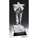 Custom AS83418 The Alfa Elite Collection, Crystal Power Star 3 1/8