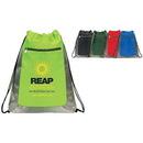 Custom BP10101 Deluxe Drawstring Backpack