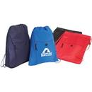 Custom BP2076 Expandable Drawstring Tote Bag