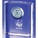 Custom COCLK30 The Alfa Crystal Clock Collection, Crystal Merit Clock 4