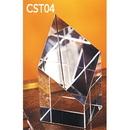 Custom CST04 The Alfa Crystal Collection, Crystal Straight Diamond 2