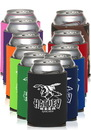Blank Assorted Premium 4Mm Collapsible Can Coolers