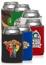 Blank Full Color Budget Collapsible Can Coolers