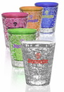 Blank 1.5 oz. Arctic Acrylic Freezer Shot Glasses