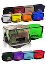 Custom 7W X 5 H 6 Pk Cooler Lunch Bags