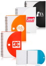 Custom 5.3 in. X 4.1 in. The Asisstant Notebook