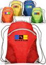 Custom 14W X 18H Multisport Drawstring Backpacks