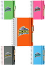 Custom 5.5 in. X 7 in. Recyclable Bright Eco Notebooks