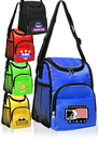 Custom 7W X 10H Multipurpose Insulated Lunch Bags