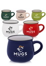 Blank 9 oz. Diner Coffee Mugs