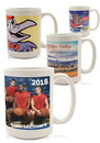 Custom 15 oz. Full Color Mugs