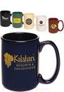 Blank 15 oz. Large El Grande Coffee Mugs