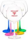 Custom 20.5 oz. 100% Lead Free Crystal Wine Glasses