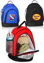 Blank 8W X 11H Insulated Zipper Lunch Bags