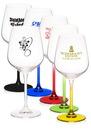 Blank 17.5 oz. Lead Free Crystal Wine Glasses