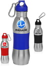 Custom 23 oz. Patriotic Stainless Steel Sports Bottles