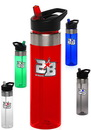 Custom 24 oz. Bpa Free Plastic Sports Bottles
