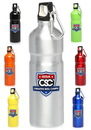 Custom 26 oz. Twister Aluminum Water Bottles